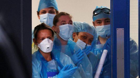 NHS Workers Migrant