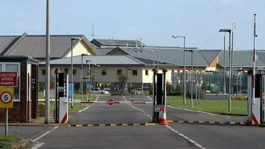 Yarls Wood Immigraiton Detention Centre