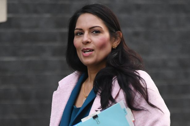 Priti Patel Vows to Fix 'Broken' Asylum System in the UK
