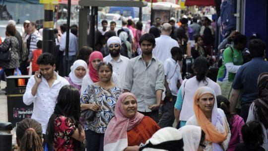 shoppers in uk
